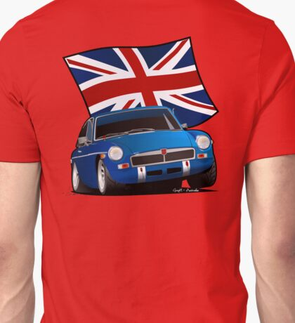 British Sports Car _ MG Unisex T-Shirt