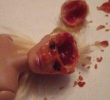 Beautiful Life: Head Explosion Sticker
