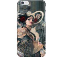 Miss Demeanor iPhone Case/Skin