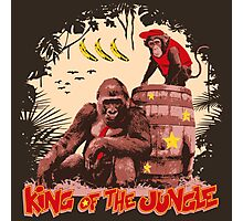 Donkey Kong - King of the Jungle Photographic Print