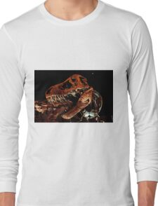Houston Museum of Natural Science Long Sleeve T-Shirt