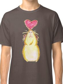 Guinea lovely pig ♥ Classic T-Shirt