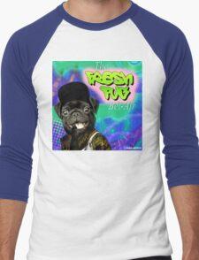 FRESH PUG OF BEL AIR Men's Baseball ¾ T-Shirt