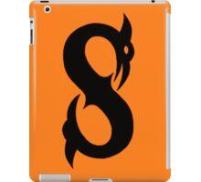 Secret Saturdays Logo iPad Case/Skin