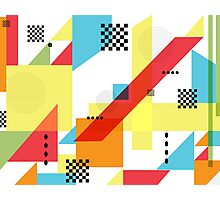 Package Pattern Photographic Print