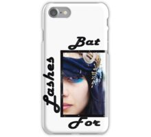 Bat For Lashes, Tiktaktwo1 iPhone Case/Skin