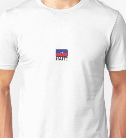 National Flag of Haiti Unisex T-Shirt
