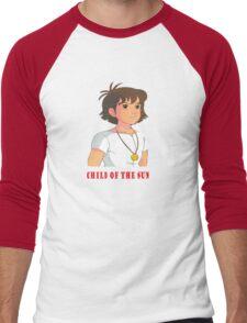 Esteban - Child Of The Sun Men's Baseball ¾ T-Shirt