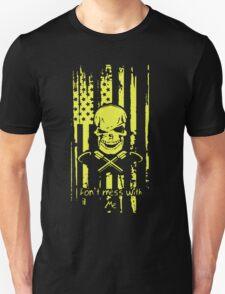 Guns And Skull Unisex T-Shirt