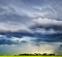 Storm Approaching by Kris Montgomery