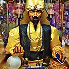 The Fortune Teller by Gregory Dyer