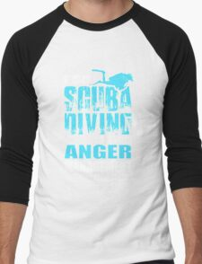 I Go Scuba Diving Men's Baseball ¾ T-Shirt