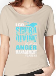 I Go Scuba Diving Women's Relaxed Fit T-Shirt