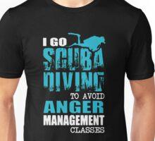 I Go Scuba Diving Unisex T-Shirt