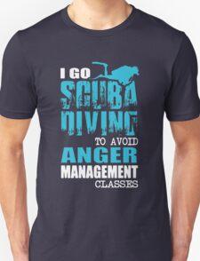 I Go Scuba Diving T-Shirt