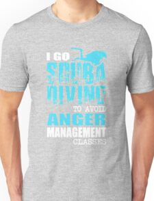I Go Scuba Diving Unisex T-Shirt