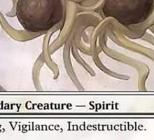 FSM Card Sticker
