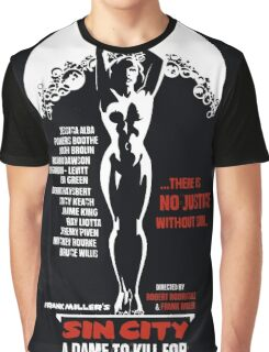 Sin City - A Dame to Kill for Graphic T-Shirt