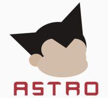Astro Boy Kids Tee