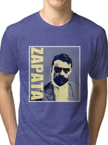 Emiliano Zapata-22 Tri-blend T-Shirt