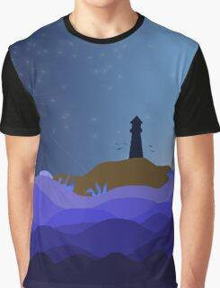 The Lighthouse. Graphic T-Shirt