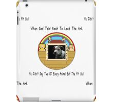 But The Pit Bull iPad Case/Skin