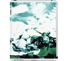 Lily pad Fading Into Nothingness iPad Case/Skin
