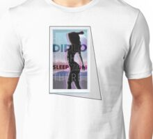 Diplo & Sleepy Tom - Be Right There Unisex T-Shirt