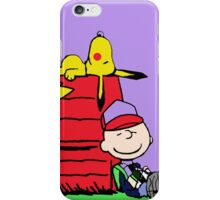 Snoopy Woodstcok  iPhone Case/Skin
