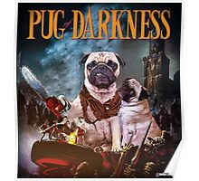 Pug of Darkness Poster