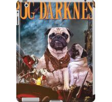 Pug of Darkness iPad Case/Skin