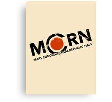 MCRN - Mars Congressional Republic Navy Canvas Print