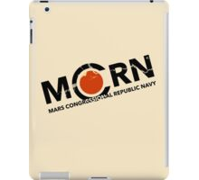 MCRN - Mars Congressional Republic Navy iPad Case/Skin