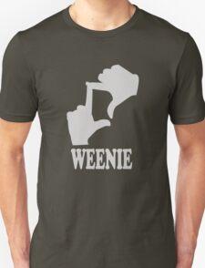 L7 Weenie funny nerd geek geeky T-Shirt