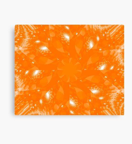 Orange Marmalade Canvas Print