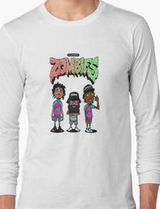 Flatbush Renegades Zombies Long Sleeve T-Shirt