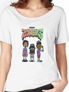 Flatbush Renegades Zombies Women's Relaxed Fit T-Shirt
