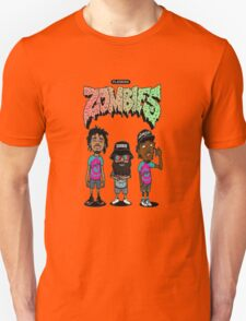 Flatbush Renegades Zombies T-Shirt
