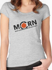 MCRN - Mars Congressional Republic Navy Women's Fitted Scoop T-Shirt