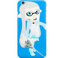 Splatoon and RWBY (Weiss Schnee)  iPhone Case/Skin