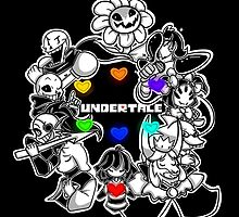 Undertale by Gimet