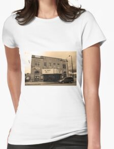 Elizabethton, TN, Bonnie Kate Theater, 2008 Womens Fitted T-Shirt