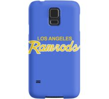 Los Angeles Blue & Yellow Football Team Starter Samsung Galaxy Case/Skin