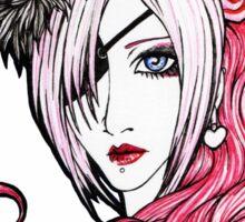 Raven Koichi Sticker