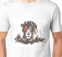Bowie Lion Head Unisex T-Shirt