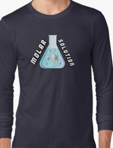 Molar Solution Long Sleeve T-Shirt