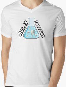 Molar Solution Mens V-Neck T-Shirt