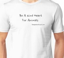 Be A Kind Heart For Animals Unisex T-Shirt