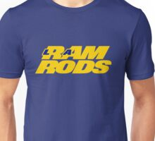 LA Ram Rods Podcast 1990s Logo Unisex T-Shirt