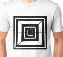Square Bulls-eye  Unisex T-Shirt